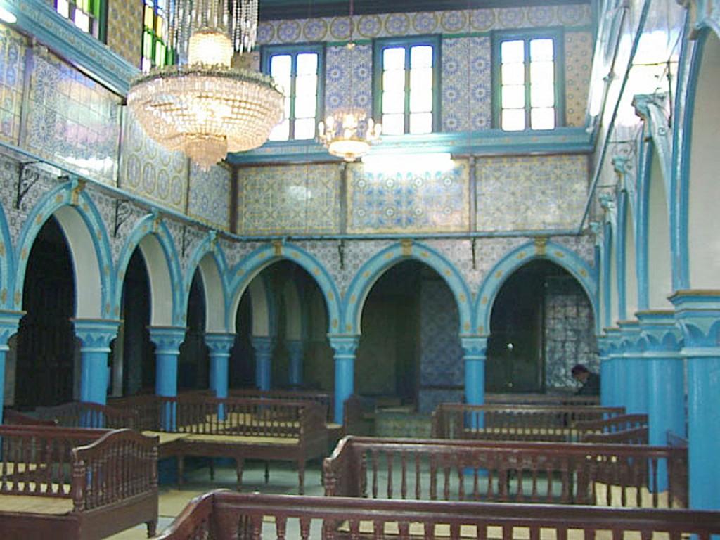 Synagogues de Tunisie - Djerba: Synagogue de la Ghriba