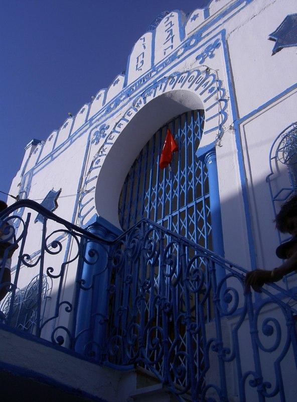 Synagogues de Tunisie - Synagogue de la Marsa