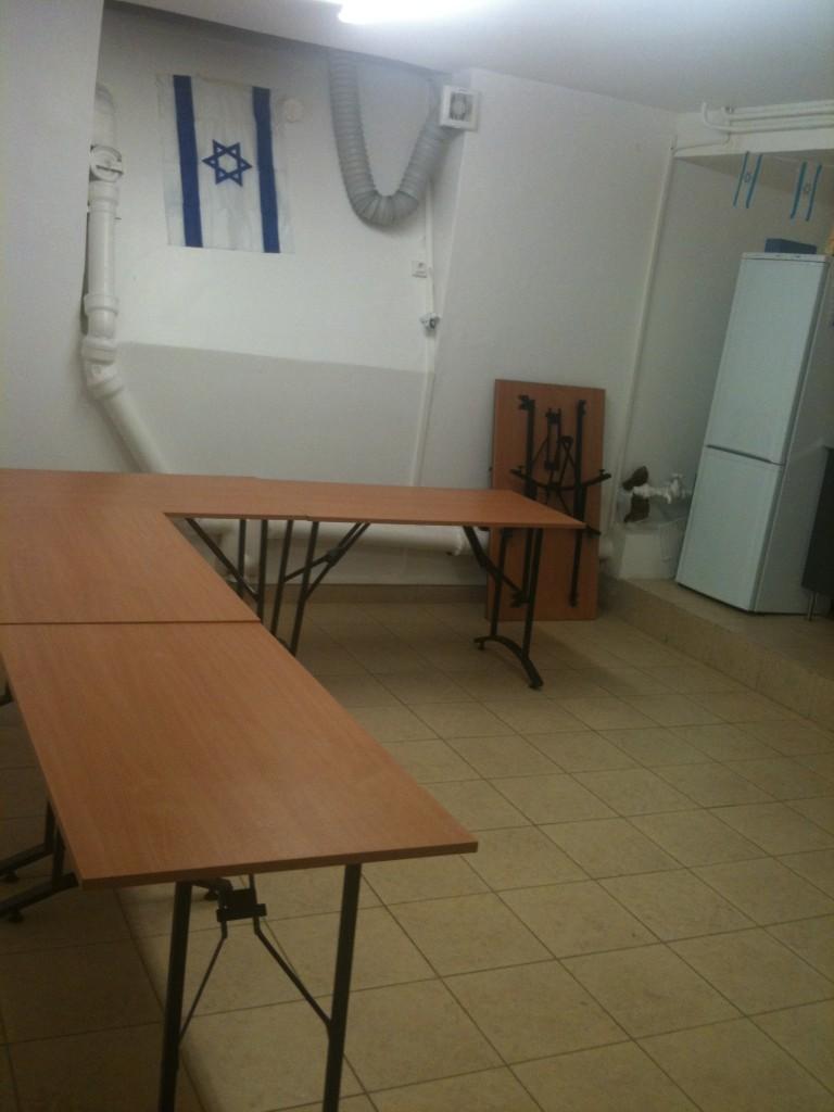 Petite salle de repas